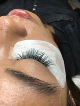 natural lash extensions