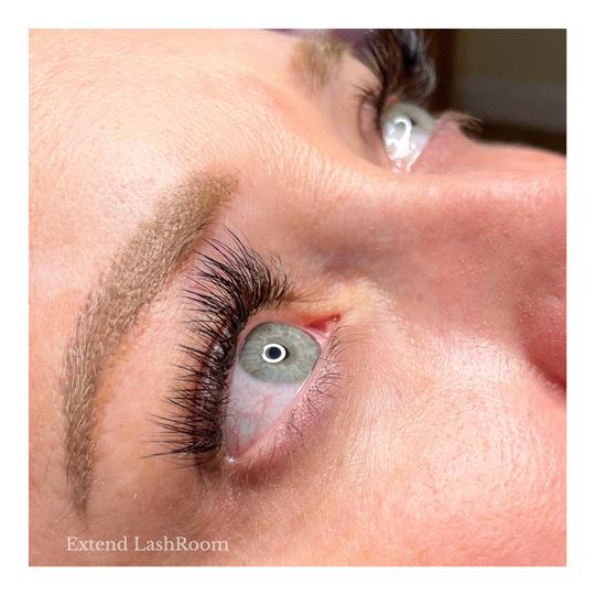 long maximum volume lashes