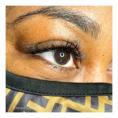maximum volume, eyeliner effect