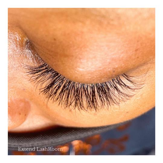 natural eye volume lashes