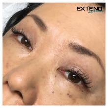 Classic eyelash extensions natural