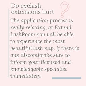 do eyelash extensions hurt.png