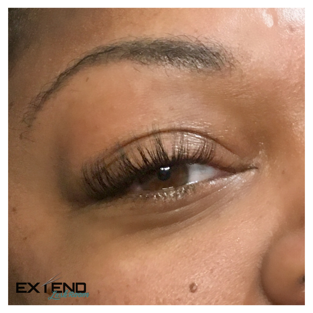 doll eye classic lash extensions