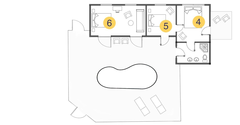 CMR Pool house Room Plan