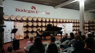 ¿UN RECITAL DE PIANO EN UNA BODEGA? LO TIENES ESTA TARDE EN EL OTOÑO MUSICAL DE VILLAR!