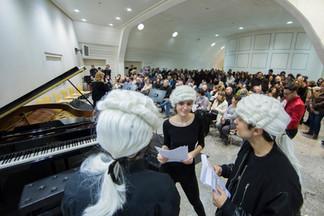 25 hores seguides de Mozar al Palau de Les Arts! Arriba el Mozart Nacht und Tag obert per a tots els