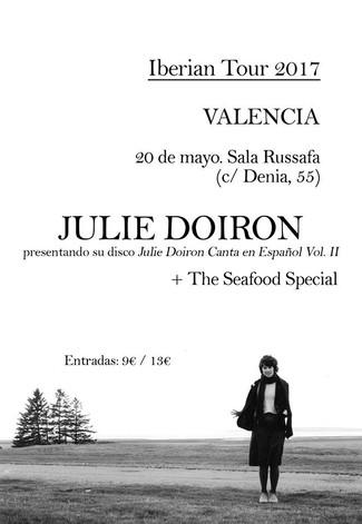 Julie Doiron en Valencia