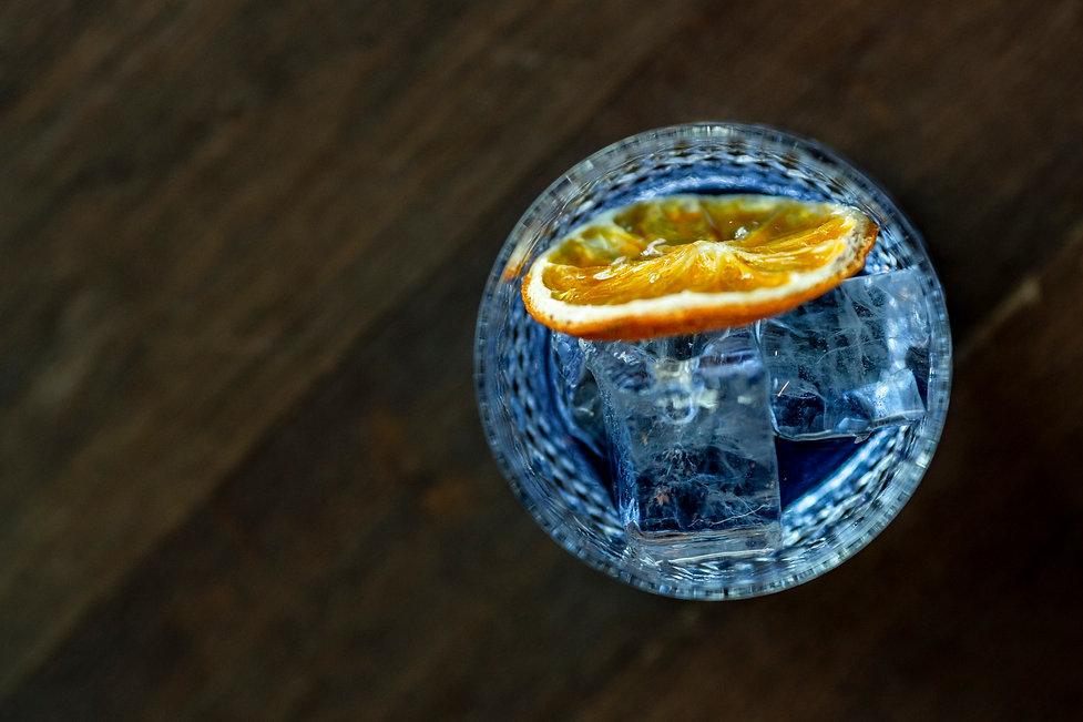 Gin Blau