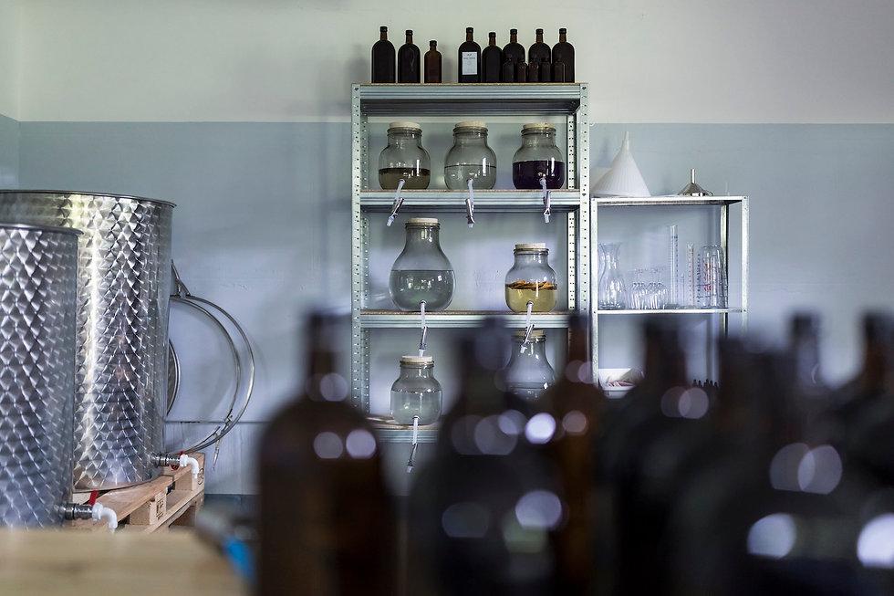 Gin Lab zurich