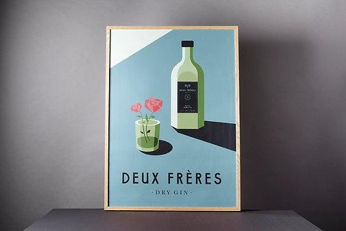 Poster Distiller`s Cut Forêt rose
