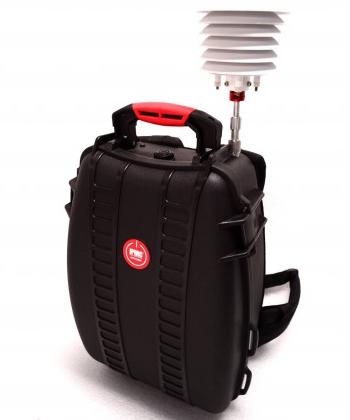 Product Spotlight: Backpack Neutron Detector