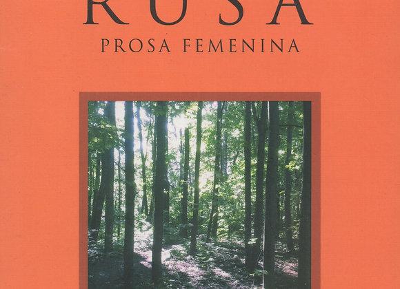 NUEVA LITERATURA RUSA. PROSA FEMENINA