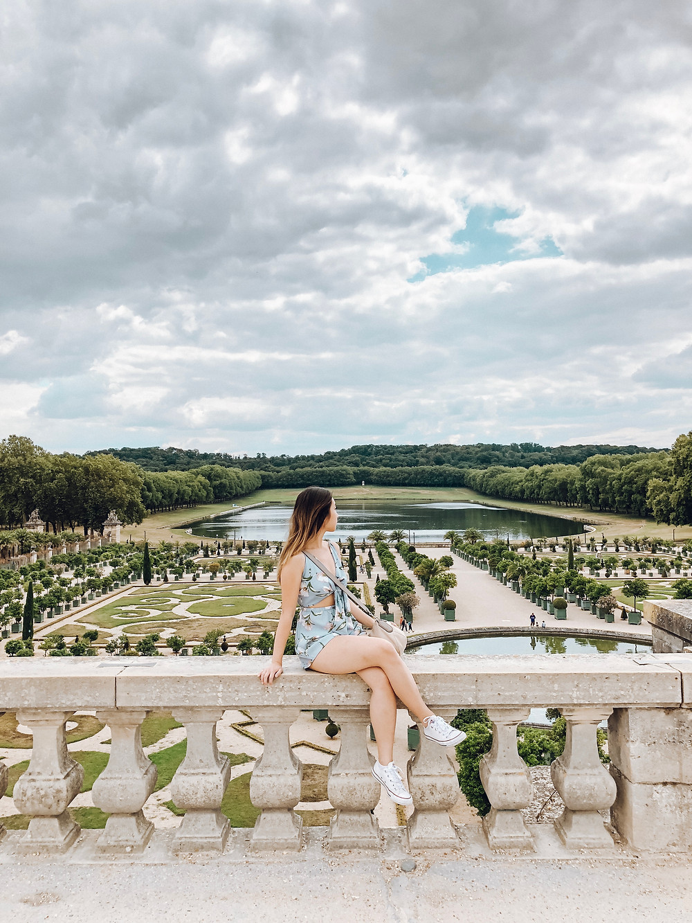 The Gardens at Palace of Versailles