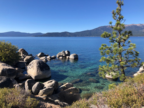 A First Timer's Guide to Lake Tahoe