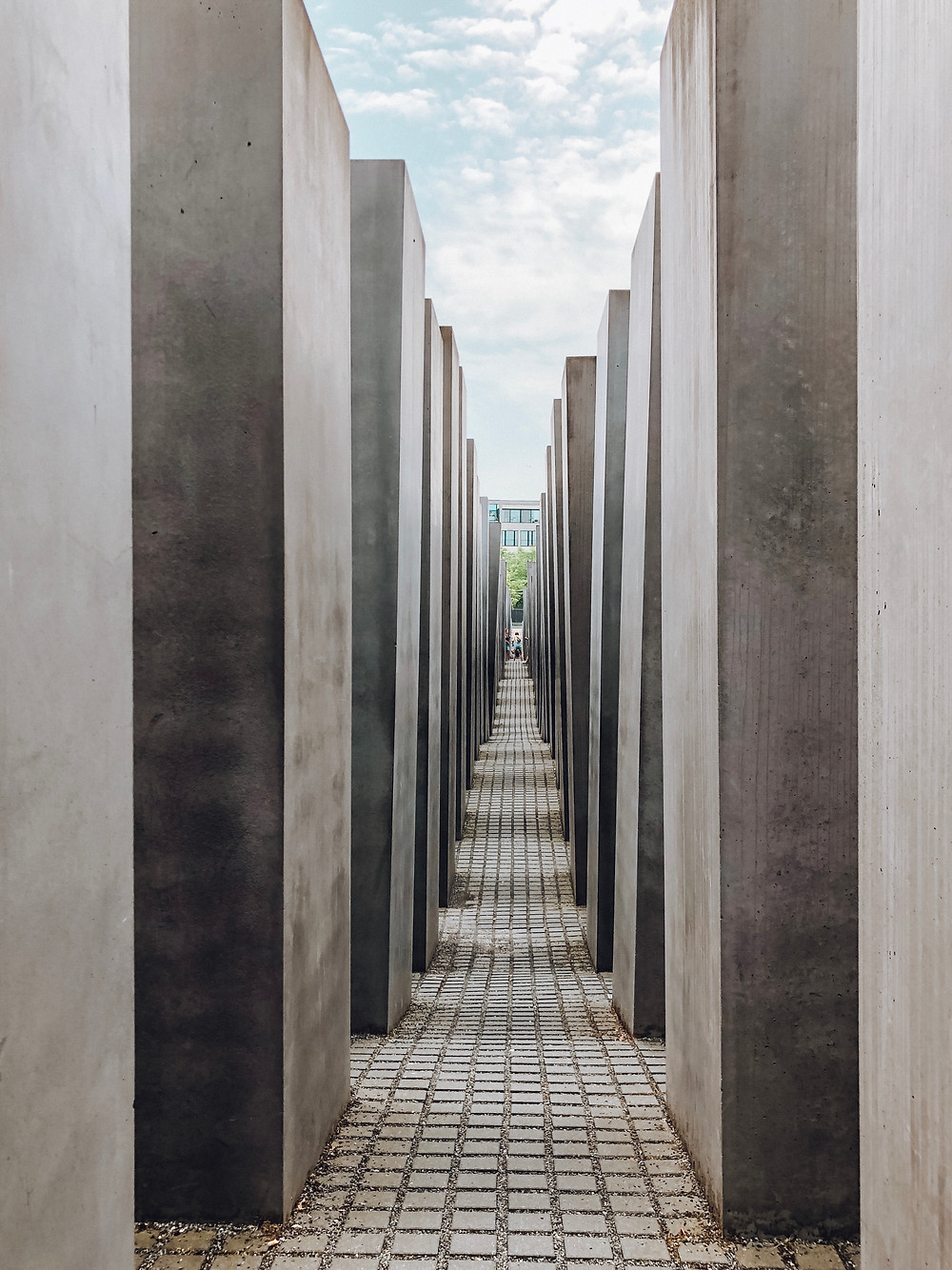 Memorial to the Murdered Jews of Europe Berlin Germany
