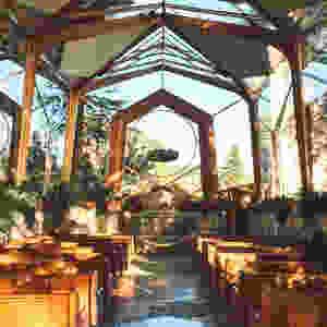 wayfarers chapel ranchos palos verdes glass church wedding