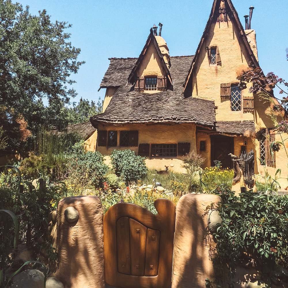 spadena house witch witches halloween spooky