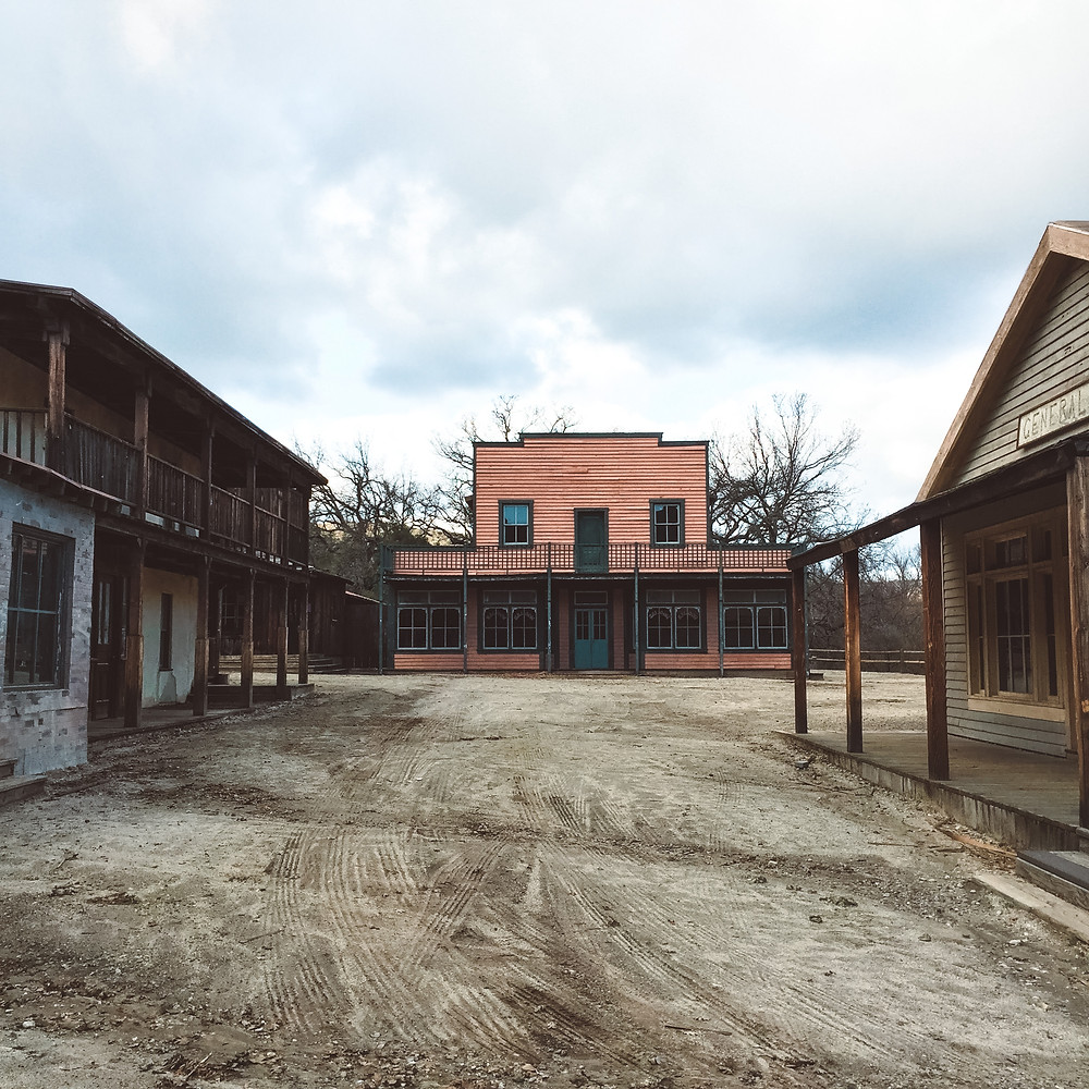 paramount ranch agoura hills western old west film set movies