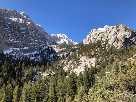 Hiking Guide   Lone Pine Lake