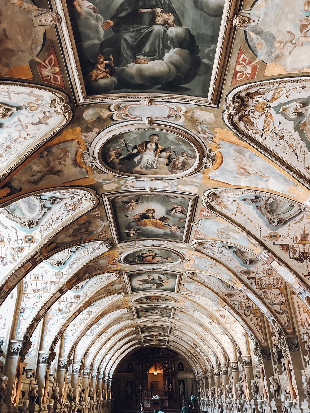 Munich Residence Munich Germany hall