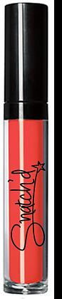 Electric Coral, Liquid Lipstick