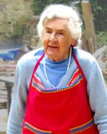 Betty at age 90