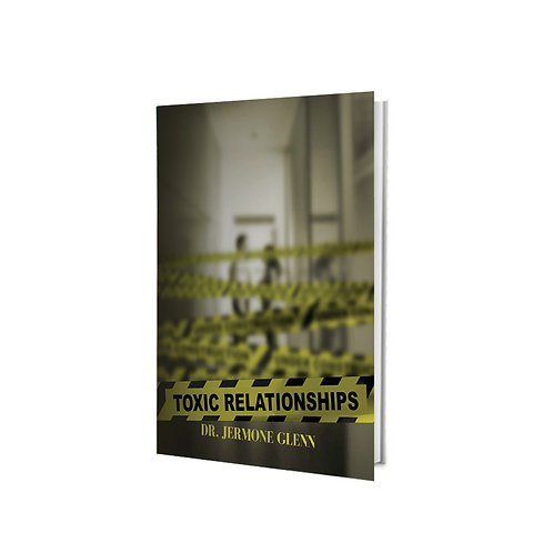 Toxic Relationships Paperback Book