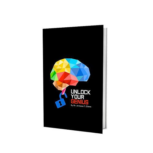 Unlock Your Genius Paperback Book