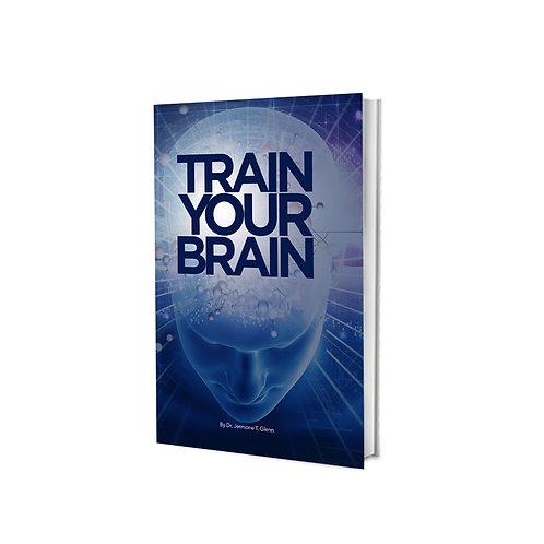 Train Your Brain Paperback Book