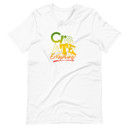 Create Everything Culture Tee (white)