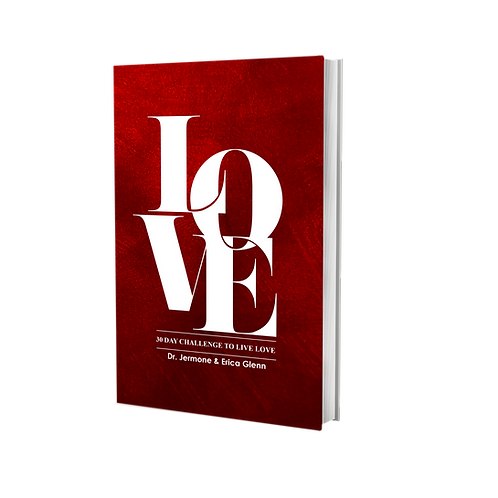 30 Day Love Challenge Paperback Book
