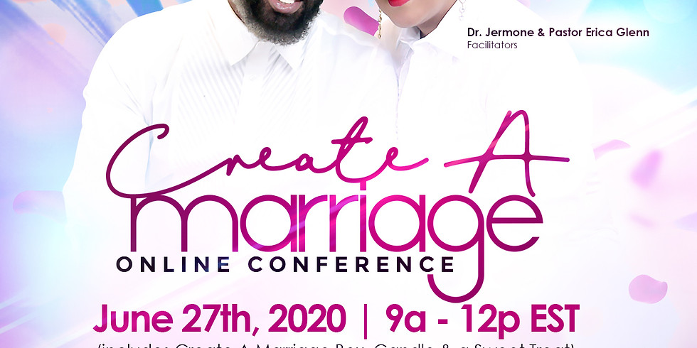 Create A Marriage Online Conference