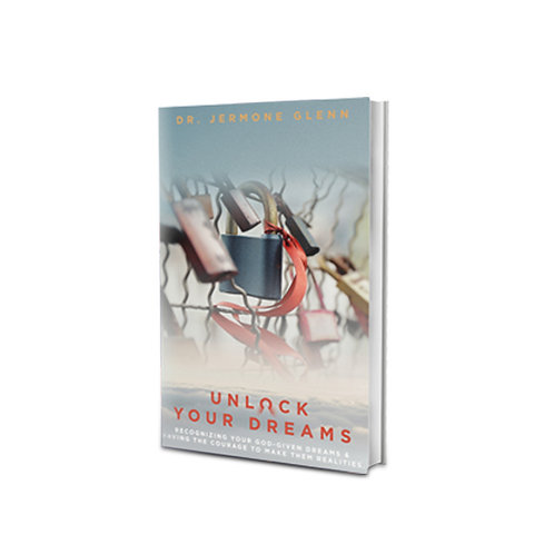 Unlock Your Dreams Paperback Book