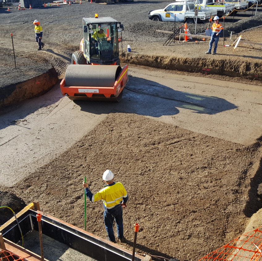 Compaction Centrifuge Foundations