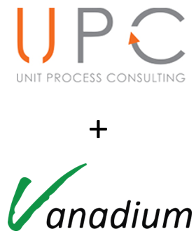 "Another day another great partnership,  ""UPC"" and ""Vanadium"" team up."