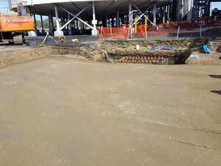 Ground Breaking!