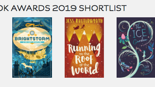 AWESOME BOOK AWARDS 2019