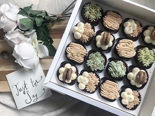 'Just to Say' Simply Yummy Cupcakes