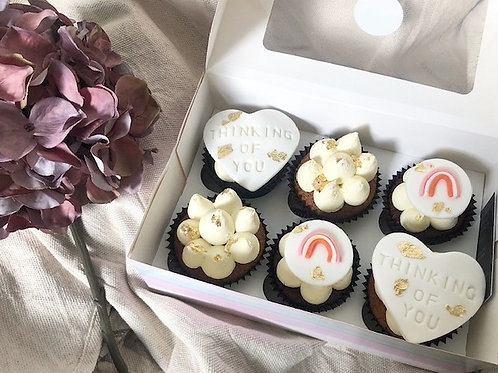 'Just to Say' Thinking of You Cupcakes