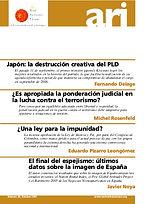 Elecciones Europeas en España: Partidos Nacionalistas y Circunscripción Única  Montero Cordero ARI Rielcano