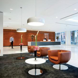 Howick Street - Office Interiors