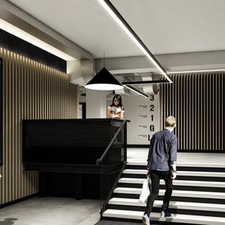 Fox Studio - Reception Interiors
