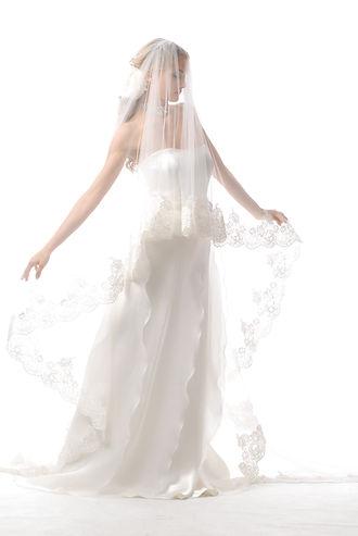 abito da sposa in pizzo francese pescara montesilvano