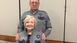 Married Couple & AFSCME Correctional Officers in Childress Visit Capitol To Push for Strong Pensions