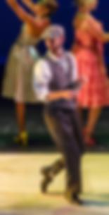 """Derek Roland in Melinda Sullivan's """"Gone"""""""