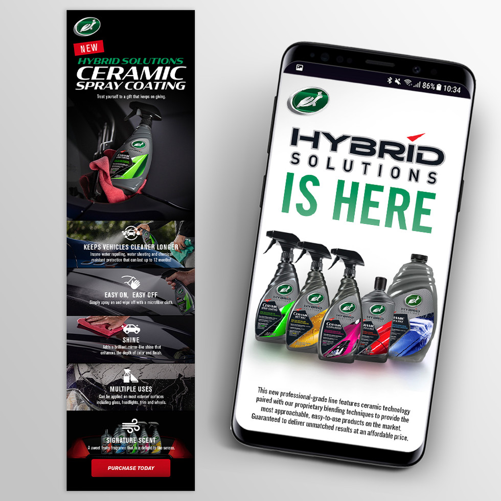 Hybrid Solutions Email Campaign
