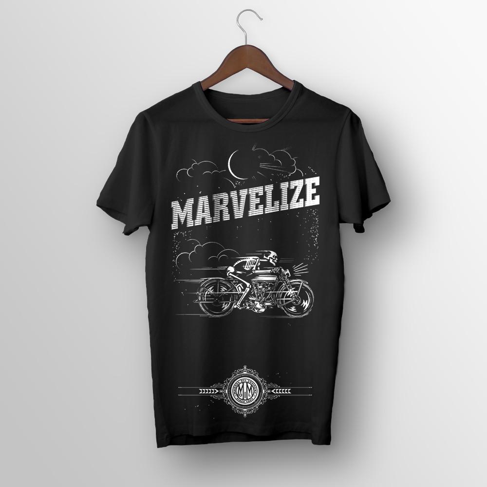 'Marvelize' T-Shirt
