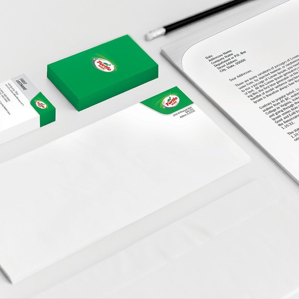 In-House Stationary