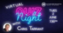 Virtual Quiz Night sign Chris Tarrant-01