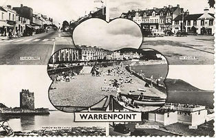 Warrenpoint Postcard